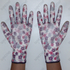 Anti-static PU Coated Safety Gloves for Electronics Industry
