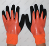 13 Gauge Double Latex Fully Dipped High Flexible And Anti Slip Working Glove