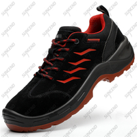 Suncend Non-slip Outdoor Hiking Shoes Men Ankle Boot Waterproof Climbing Shoe