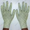 Inspection Work Use PU Dipped Colorful Nylon/opolyester Liner Work Gloves