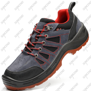 Custom Wholesale Suede Upper Men Rock Climbing Shoes