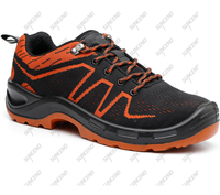 Simply style mesh upper rubber outsole breathable outdoor climbing hiking shoes
