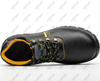 Anti-skid Forklift Working Steel Toe Cap Low Cut Boots Safety Shoes for Men