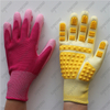 Pet Bathing De-Shedding Dog Grooming Brush Tools Pet Grooming Gloves