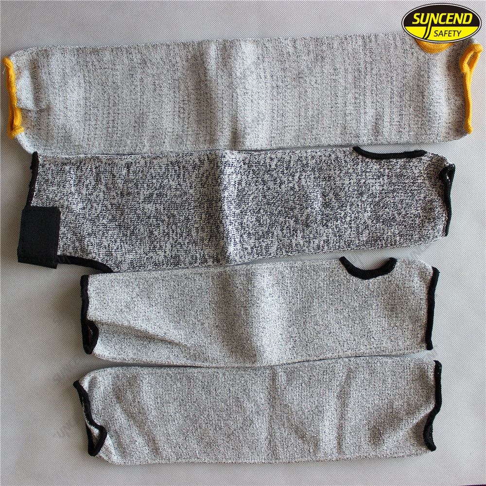 Cut 5 Abrasion Resistance Cut Resistant Sleeves For Arm Protection
