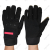 Extragrip Reflective Work Gloves, Anti Vibration Safety Gloves, Touch Screen, Flexible Spandex Back